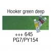 Van Gogh Watercolor 10 mL - 645 Hooker Green Deep