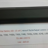 Battery Lenovo ThinkPad X250 68+ (6 cell ) ของแท้ ประกันศูนย์ Lenovo
