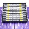 ปากกาสี 2 หัว ZIG CLEAN COLOR F No.051 - Lemon Yellow
