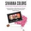 เมคอัพพาเลท Sivanna Colors Classic Earth Tone Make Up Palette SH1157