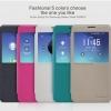 เคสฝาพับ Samsung Galaxy Note 5 ของ Nillkin Sparkle Leather Case
