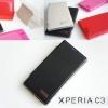 เคสฝาพับ Sony Xperia C3 ของ Sun CH