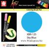 XBR-125 Sky Blue - SAKURA Koi Brush Pen