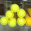 ปากกาไฮไลท์ Monami Colorful Day - No.06 Lemon Yellow