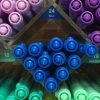 ปากกาสี 2 หัว Monami Live Color No.24 - Blue