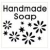 แสตมป์ รูป ดอกไม้ Handmade Soap