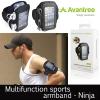 Multifunction sports armband - Ninja by Avantree (สำหรับ iPhone 4 4S 5 5S )