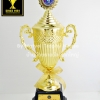G-544 ถ้วยรางวัลสีทอง ABS Trophy