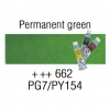 Van Gogh Watercolor 10 mL - 662 Perm. Green