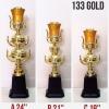 ถ้วยรางวัลโทรฟี่ 133 สีทองทราย