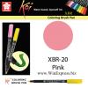 XBR-20 Pink- SAKURA Koi Brush Pen