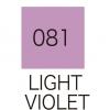 ปากกาสี 2 หัว ZIG CLEAN COLOR No.081 - Light Violet