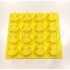 แม่พิมพ์ซิลิโคน เป็ด 3*1.5cm 10g 16 ช่อง