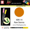 XBR-14 Raw Sienna - SAKURA Koi Brush Pen