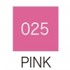 ปากกาสี 2 หัว ZIG CLEAN COLOR No.025 - Pink