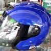 หมวกกันน็อค Falcon (ทรง Titan1) สีน้ำเงิน