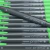 ปากกาสี 2 หัว Monami Prism 402 - Light Green