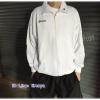 BCS เสื้อวอร์มสีขาว