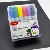 monami Liquid WhiteBoard Marker ปากกาไวท์บอร์ด Set A