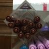 ปากกาสี 2 หัว Monami Live Color No.34 - Chocolate