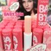 TANAKO Baby Skin Lip Balm ลิปสติกเบบี้สกิน เปลี่ยนสี ชุ่มชื่นยาวนาน 24 ชม. ราคาย่อมเยาว์