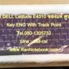 KeyBoard DELL Latitude E4310 ของแท้ รับประกันศูนย์ DELL