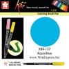XBR-137 Aqua Blue - SAKURA Koi Brush Pen