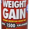 (เพิ่มน้ำหนัก) Naturade Weight Gainer Vanilla อาหารเสริมแคลอรี่สูงรสวนิลา ช่วยในการเจริญของร่างกาย