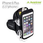 Multifunction Sports Armband - Trackpouch by Avantree (สำหรับมือถือหน้าจอ 4 - 5.7 นิ้ว)