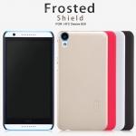 เคส HTC Desire 820 ของ Nillkin Super Frosted Shield Case +ฟิล์มกันรอย