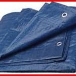 ผ้าใบ เคลือบ2ด้าน ขนาดกว้าง 2เมตร x ยาว 5เมตร รังสิต ปทุมธานี คลุมสินค้า กันสาด กันฝุ่น กันฝน กันแดด น้ำหนักเบา ทนทาน