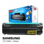 ตลับหมึกเลเซอร์สีเหลือง Samsung CLT-Y506L (Yellow) Compute Toner Cartridge