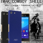 เคส Xperia M5 ของ IMAK Cowboy Frosted Hard Case