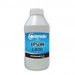 น้ำหมึกเติม (Refill Inkjet) คอมพิวท์ For EPSON L100/200/800 Black 1000CC