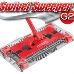 ไม้กวาดไฟฟ้า ไม้กวดไร้สาย ,Swivel Sweeper g6