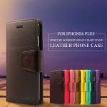 เคสฝาพับ iPhone 6 Plus ของ MERCURY Sonata Diary Leather Case