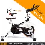 จักรยานออกกําลังกาย ระบบสายพาน Spin Bike รุ่น 881