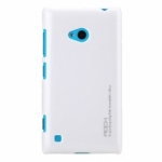 Nillkin Frosted White Case For Nokia Lumia 720
