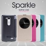 เคสฝาพับ LG L Fino ของ Nillkin Sparkle Leather Case