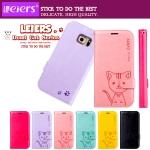 เคสฝาพับ Samsung Galaxy S6 ของ Domi Cat Series Case