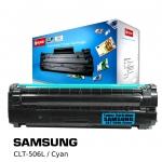 ตลับหมึกเลเซอร์สีน้ำเงิน Samsung CLT-C506L (CYAN) Compute Toner Cartridge