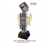 9108 ที่ระลึก/รางวัลคริสตัล Crystal Trophy & Award
