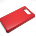 Jzzs Leather Red Case For Nokia Lumia 820