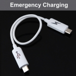Emergency Charging Cable (Micro USB - Micro USB)