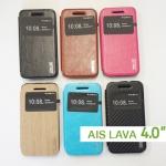 เคสฝาพับ AIS LAVA 4.0 ของ Joolzz Cover Case