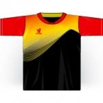 FlyHawk เสื้อฟุตบอล คอกลม A993