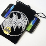 Universal Pouch For Smart Phone Batman 001