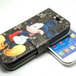 Cuties Mickey Mouse Cover Case For Samsung Galaxy Win