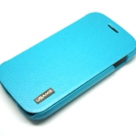 USAMS U-Clothes Case For Samsung Galaxy Ace 3 สีเทอควอยซ์
