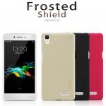 เคส OPPO R7 ของ Nillkin Super Frosted Shield Case +ฟิล์มกันรอย